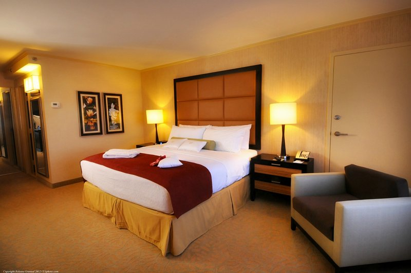 Crowne Plaza Wilmington North-Spacious King Bed Guest Room<br/>Image from Leonardo