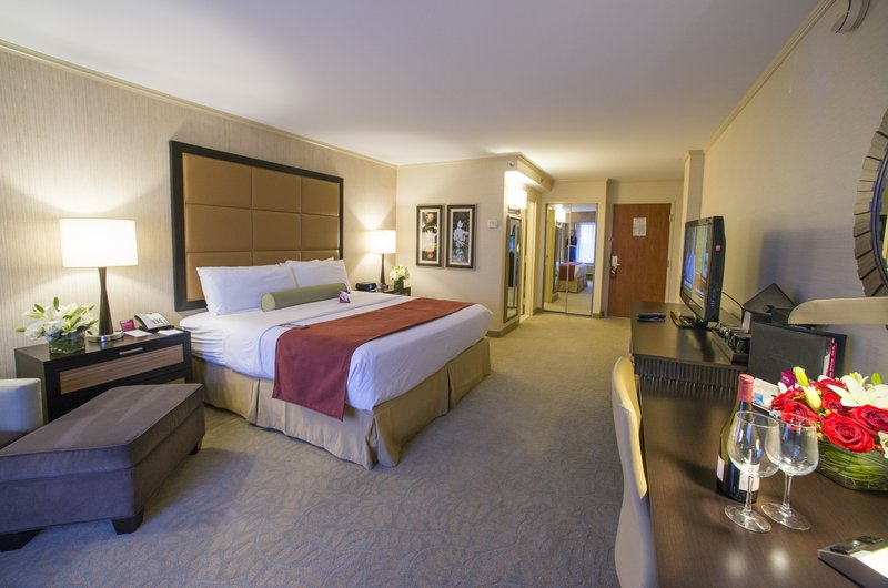 Crowne Plaza Wilmington North-Single Bed Guest Room<br/>Image from Leonardo