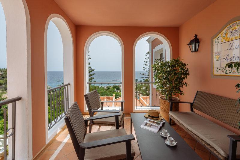 Gran Hotel Bahia del Duque-Casas Ducales Suite Sea View Terrace<br/>Image from Leonardo