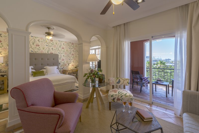 Gran Hotel Bahia Del Duque-Casas Ducales Junior Suite Sea View<br/>Image from Leonardo