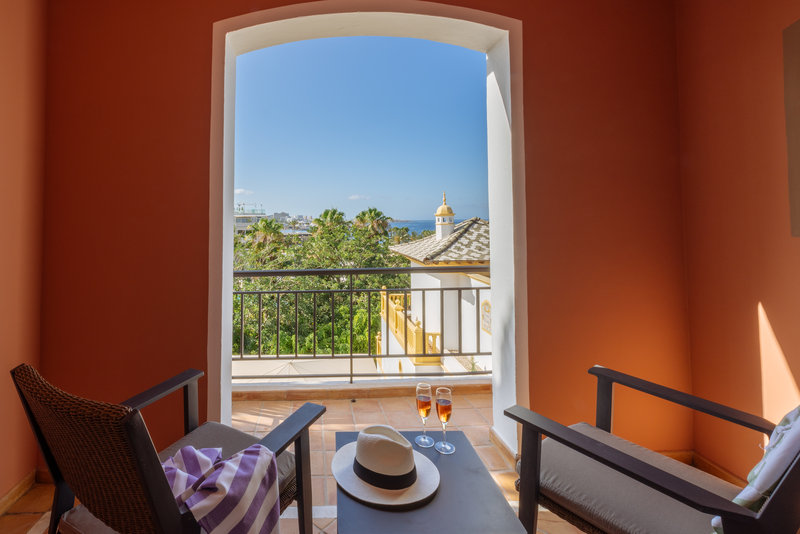 Gran Hotel Bahia del Duque-Casas Ducales Junior Suite Sea View Terrace<br/>Image from Leonardo