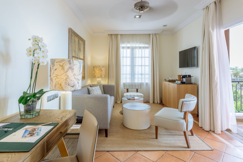 Gran Hotel Bahia Del Duque-Casas Ducales Suite Sea View Living<br/>Image from Leonardo