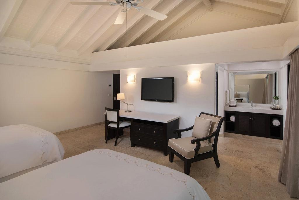 Casa De Campo - Lodge Room 2018 sitting area <br/>Image from Leonardo