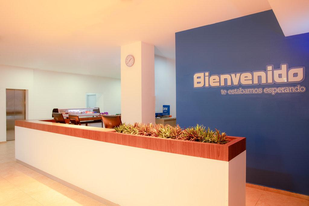 One Cancun - Lobby <br/>Image from Leonardo