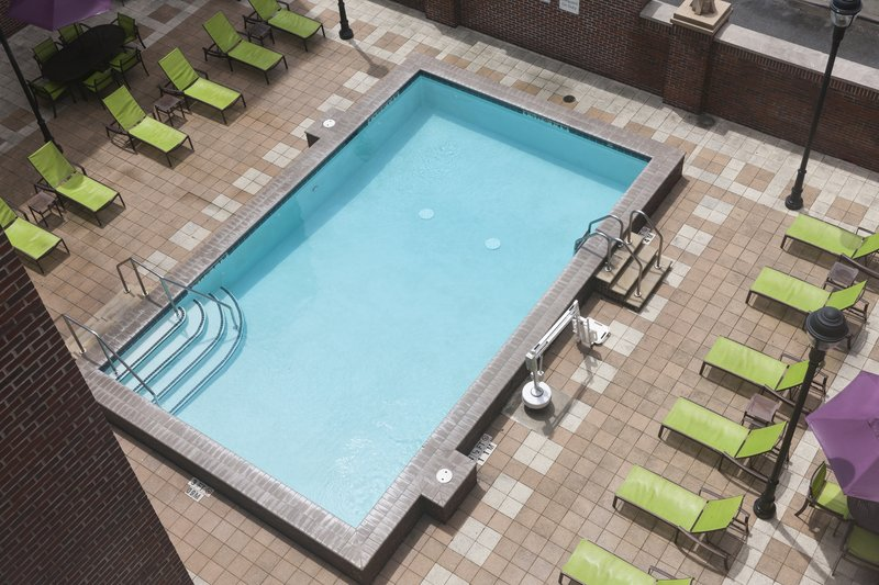 Holiday Inn Savannah Historic District-There's nothing like a refreshing dip in our rooftop pool<br/>Image from Leonardo