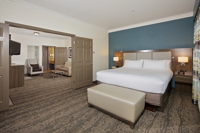Holiday Inn Express and Suites-Guest Room<br/>Image from Leonardo