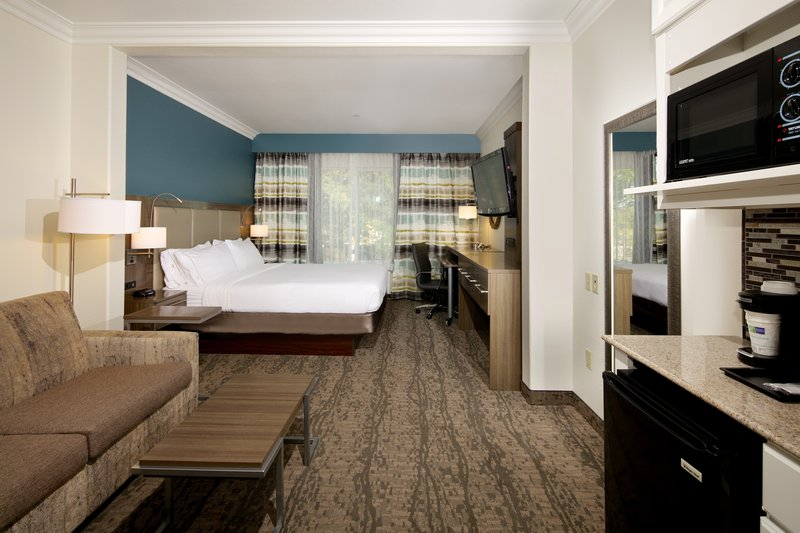 Holiday Inn Express and Suites-Executive Room<br/>Image from Leonardo