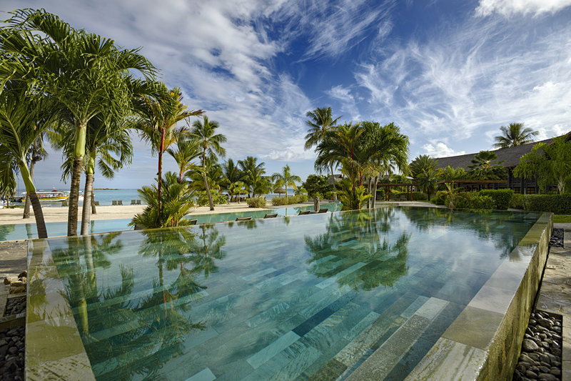 Intercontinental Moorea Resort-Plunge Pool nearby the Hotel main pool<br/>Image from Leonardo