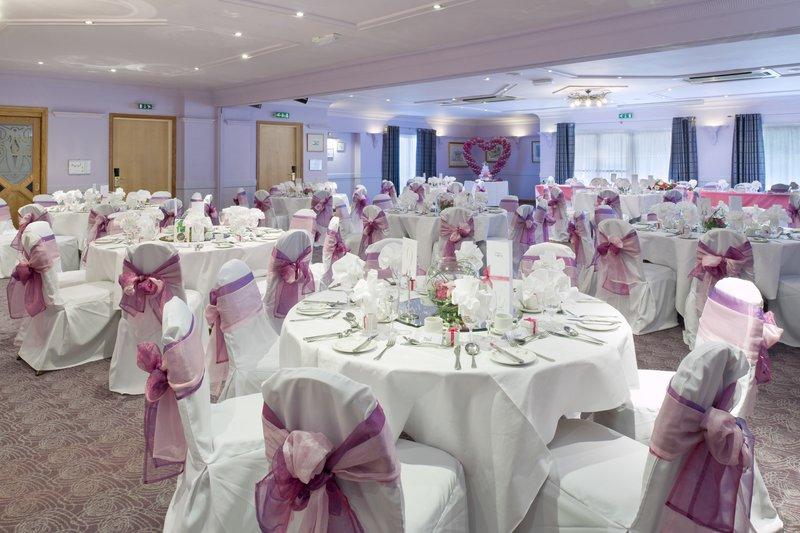 Holiday Inn A55 Chester West-Ballroom<br/>Image from Leonardo