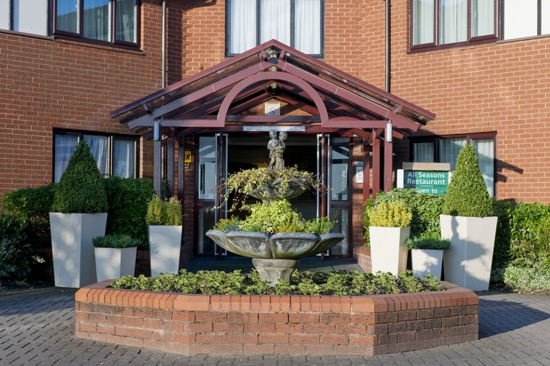 Holiday Inn A55 Chester West-Welcome to Holiday Inn A55 Chester West<br/>Image from Leonardo