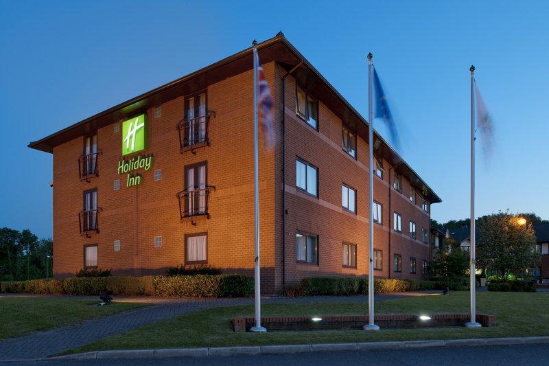 Holiday Inn A55 Chester West-Hotel facade<br/>Image from Leonardo