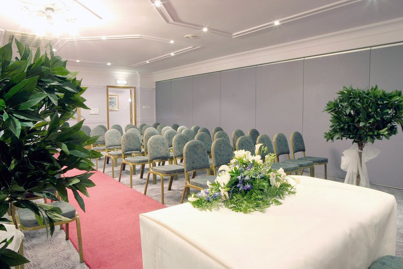 Holiday Inn A55 Chester West-Civil Ceremony in Vivaldi B<br/>Image from Leonardo