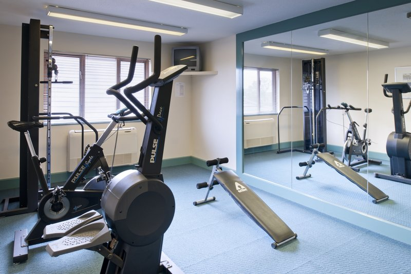 Holiday Inn A55 Chester West-Mini Gym<br/>Image from Leonardo