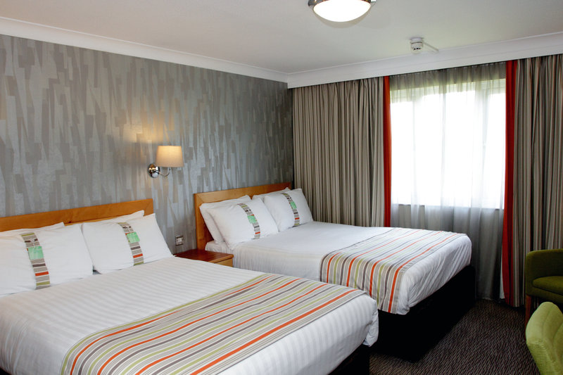 Holiday Inn A55 Chester West-All rooms in this category have been refurbished in 2015<br/>Image from Leonardo