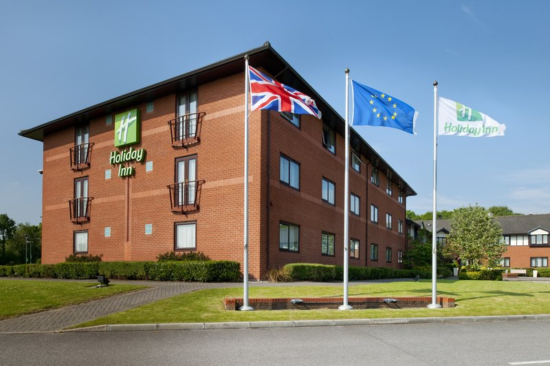 Holiday Inn A55 Chester West-Holiday Inn A55 Chester West<br/>Image from Leonardo