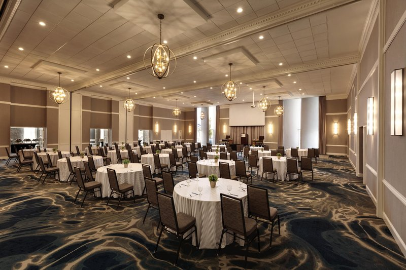Hotel Ballast Wilmington, Tapestry Collection by Hilton-Ballroom View<br/>Image from Leonardo