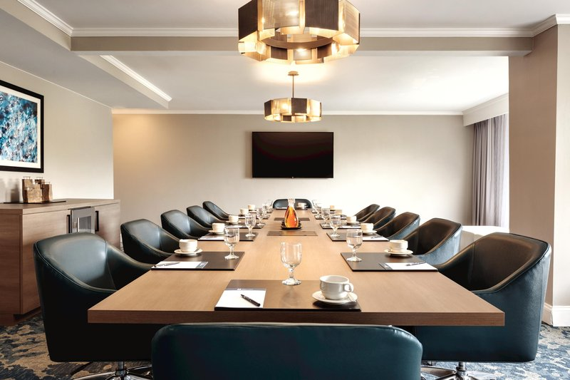 Hotel Ballast Wilmington, Tapestry Collection by Hilton-Boardroom<br/>Image from Leonardo