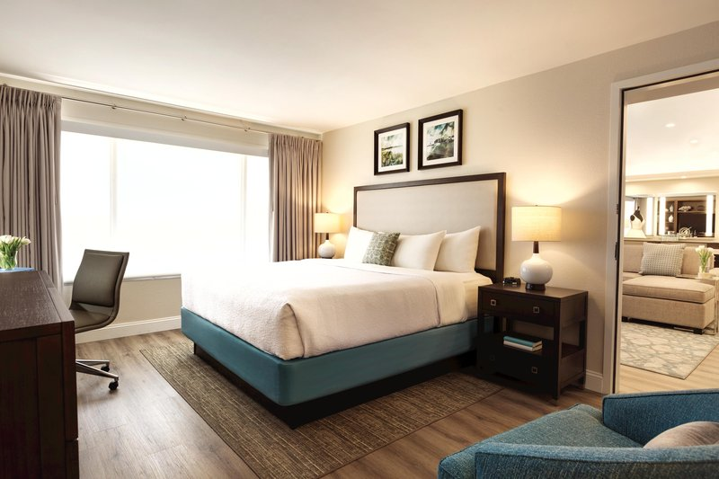Hotel Ballast Wilmington, Tapestry Collection by Hilton-Bridal Suite Bedroom<br/>Image from Leonardo