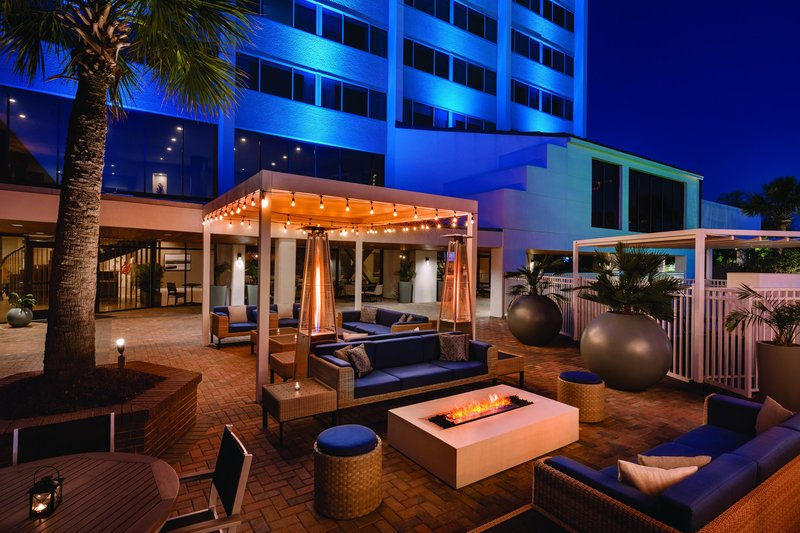 Hotel Ballast Wilmington, Tapestry Collection by Hilton-Cabanas - Night<br/>Image from Leonardo