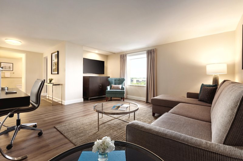 Hotel Ballast Wilmington, Tapestry Collection by Hilton-Double Junior Suite Living Room<br/>Image from Leonardo