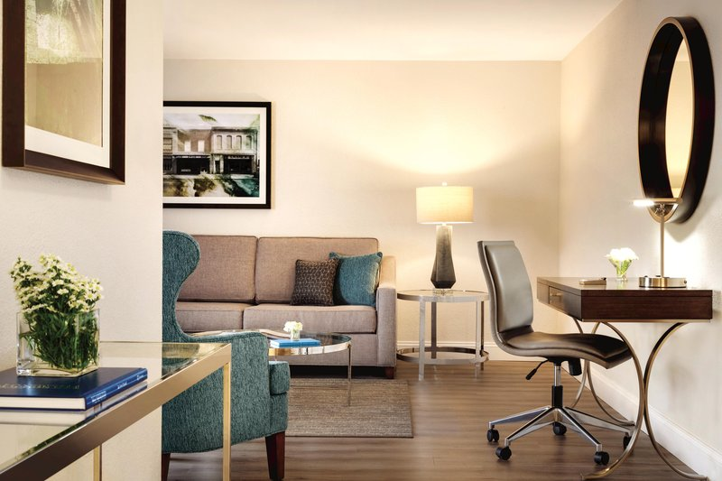 Hotel Ballast Wilmington, Tapestry Collection by Hilton-Double Junior Suite Living Room View<br/>Image from Leonardo