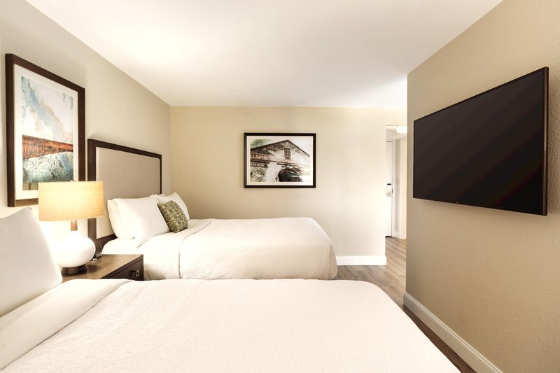 Hotel Ballast Wilmington, Tapestry Collection by Hilton-Double Junior Suite Bedroom View<br/>Image from Leonardo