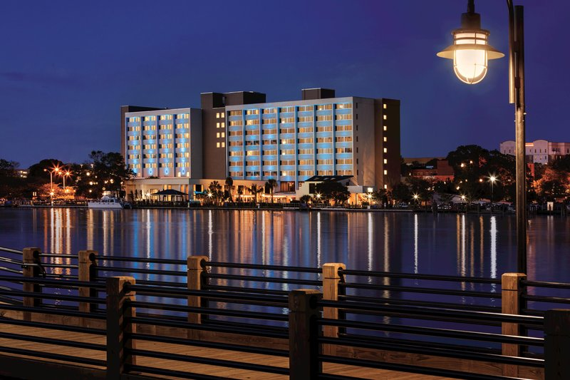 Hotel Ballast Wilmington, Tapestry Collection by Hilton-Hotel and Boardwalk View<br/>Image from Leonardo