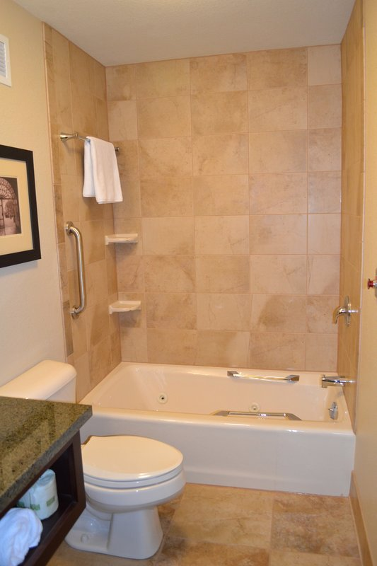 Holiday Inn Eau Claire South I-94-Jetted Tub in King Feature Room<br/>Image from Leonardo