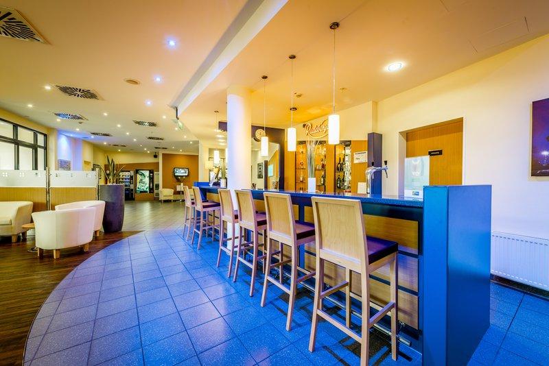 Holiday Inn Express Dortmund-Cozy seating - enjoy a drink at our hotel bar<br/>Image from Leonardo