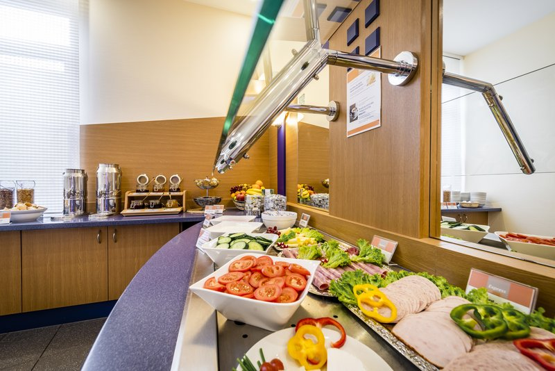 Holiday Inn Express Dortmund-Stay Smart with us and enjoy free express breakfast.<br/>Image from Leonardo