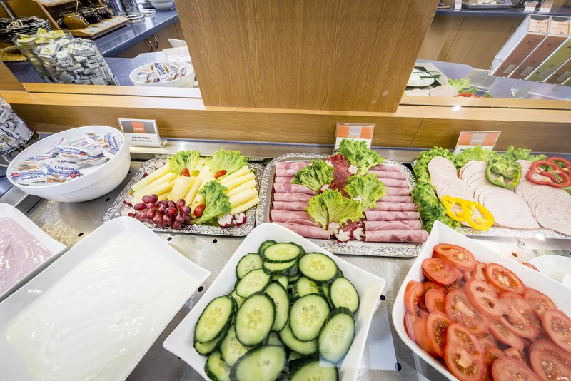 Holiday Inn Express Dortmund-Start your day with our complimentary breakfast<br/>Image from Leonardo