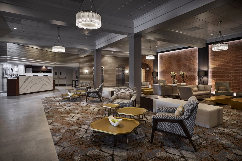 Holiday Inn Hotel &amp; Suites Alexandria Old Town-Hotel Reception/ Lobby<br/>Image from Leonardo