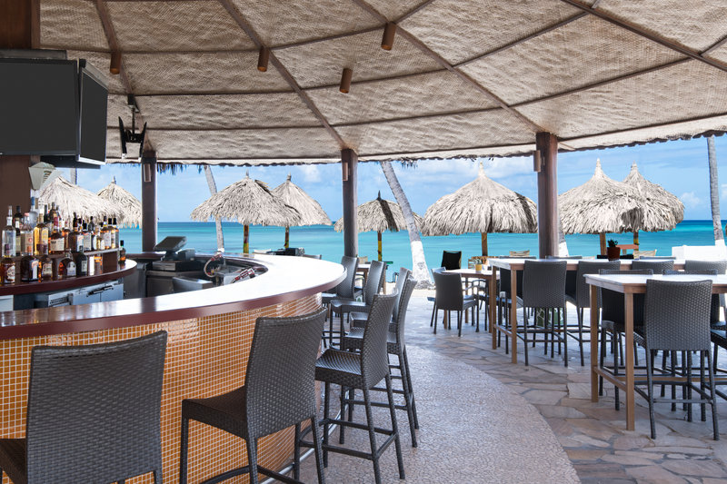 Holiday Inn Resort Aruba - Restaurant <br/>Image from Leonardo