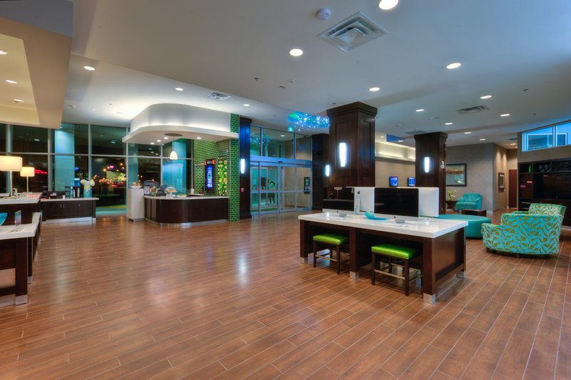 Holiday Inn Saskatoon Downtown-Stay connected with our Apple Mac computers in the e-Bar.<br/>Image from Leonardo