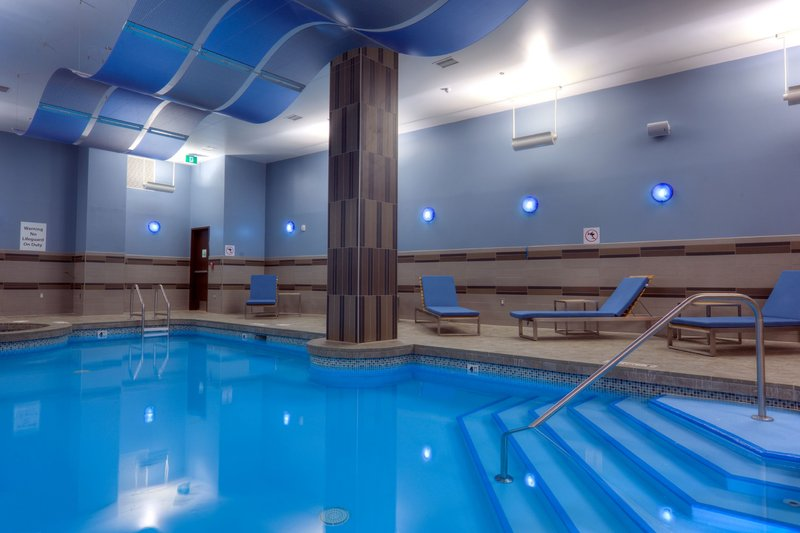Holiday Inn Saskatoon Downtown-Start or end your day with a refreshing swim in our indoor pool.<br/>Image from Leonardo