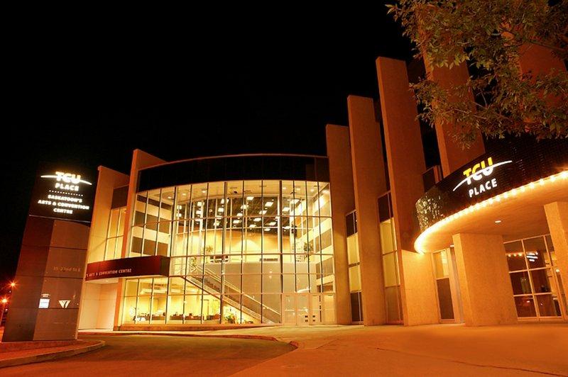 Holiday Inn Saskatoon Downtown-TCU Place - Saskatoon's Arts and Convention Centre<br/>Image from Leonardo