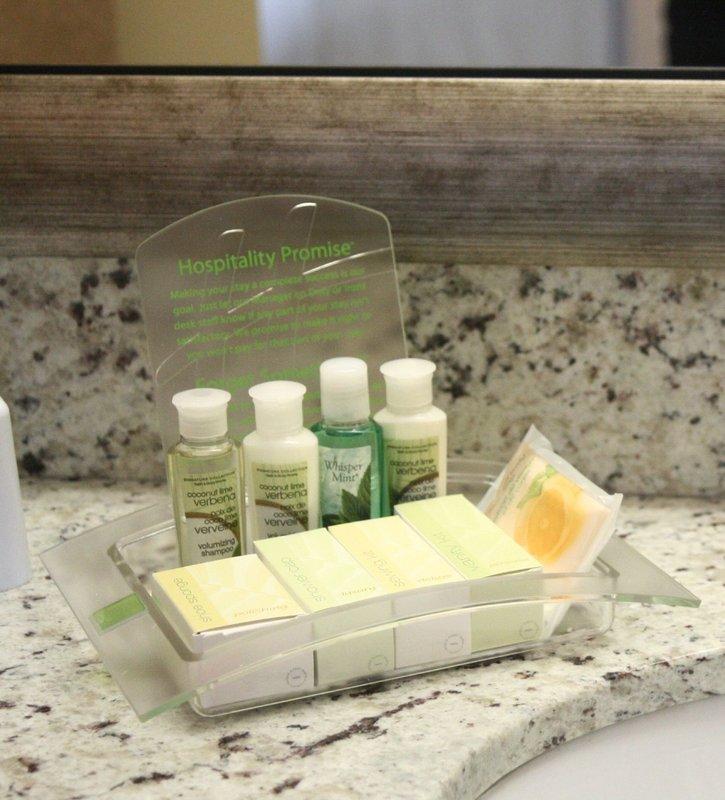 Holiday Inn Saskatoon Downtown-Deluxe Bathroom Products by Bath & Body Works<br/>Image from Leonardo