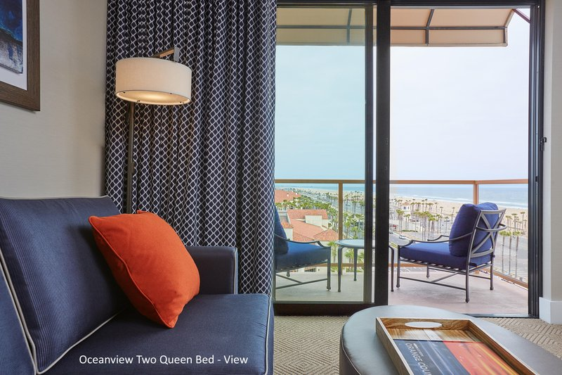 The Waterfront Beach Resort, A Hilton Hotel-TWIN DOLPHIN TOWER 2 QUEEN OCEAN VIEW<br/>Image from Leonardo