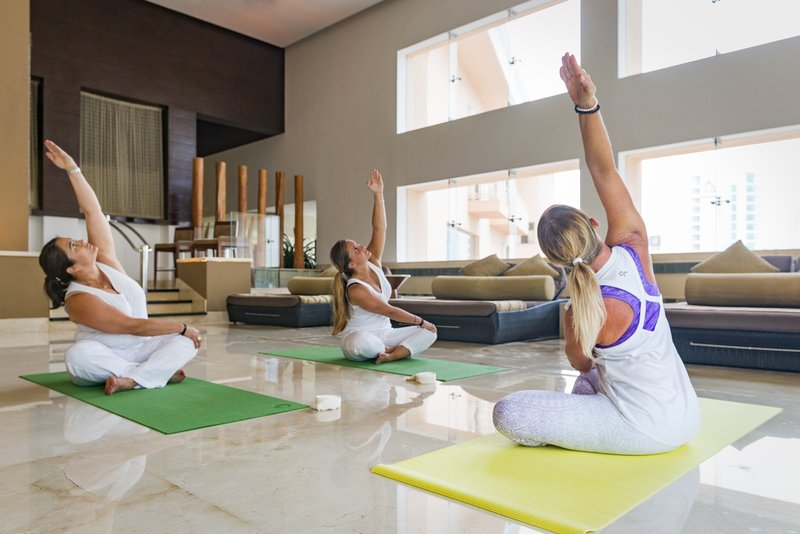 Grand Fiesta Americana Coral Beach Cancun - Gem Spa Yoga Class <br/>Image from Leonardo