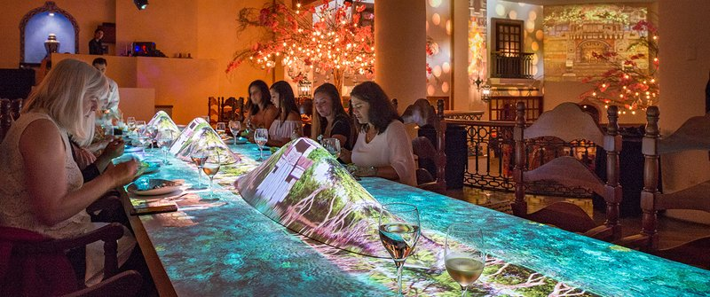Grand Fiesta Americana Coral Beach Cancun - The Table <br/>Image from Leonardo
