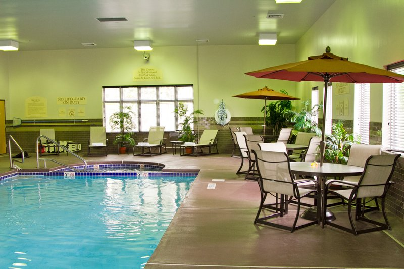 Holiday Inn Express & Suites Vineland Millville-Our Indoor Swimming Pool is a great area to meet and relax!<br/>Image from Leonardo