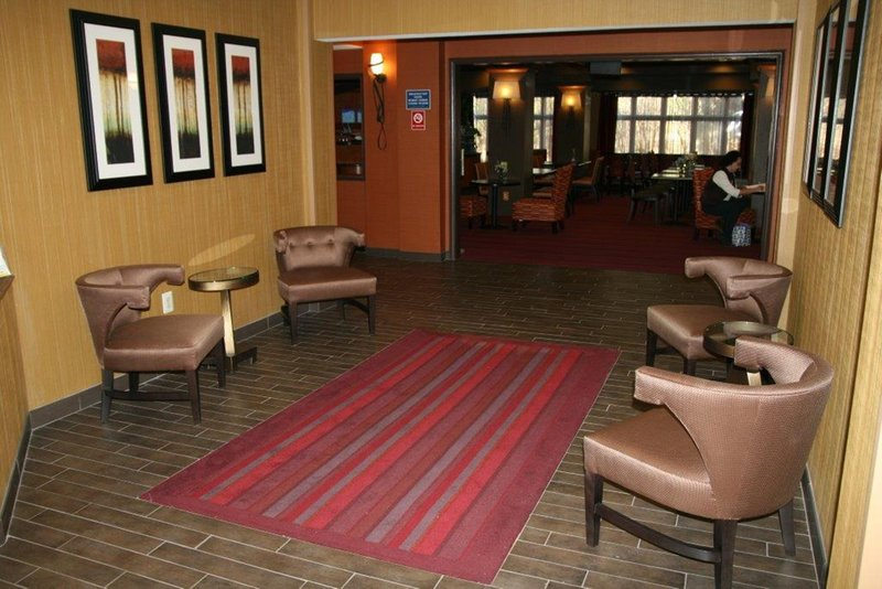 Holiday Inn Express & Suites Vineland Millville-Hotel Lobby<br/>Image from Leonardo