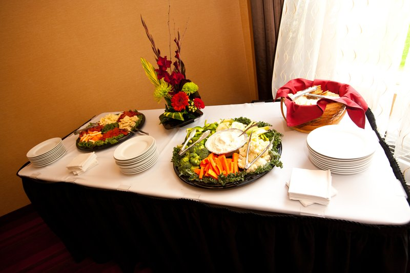 Holiday Inn Express & Suites Vineland Millville-Catering Menu Item<br/>Image from Leonardo