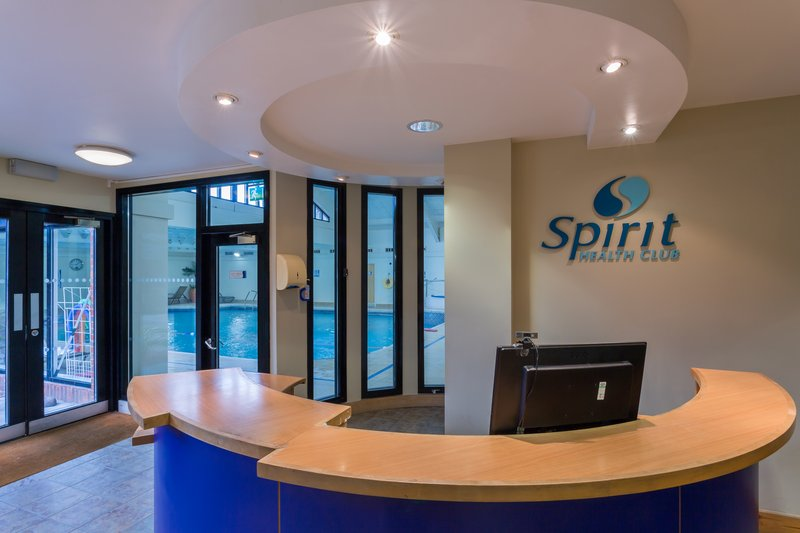 Holiday Inn Cambridge-Check in at the Spirit Health Club<br/>Image from Leonardo