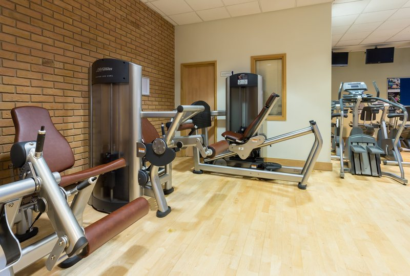 Holiday Inn Cambridge-Work out in our state of the art Fitness Centre<br/>Image from Leonardo