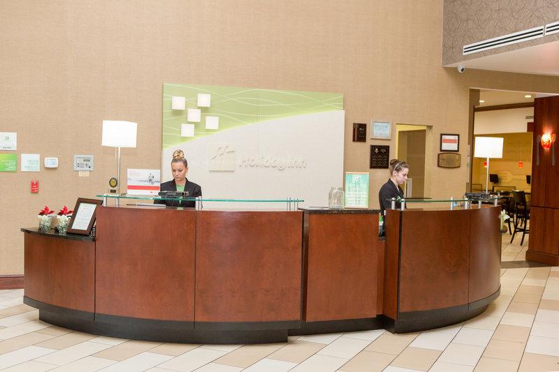 Holiday Inn Hotel & Suites Lima-Hotel Lobby<br/>Image from Leonardo