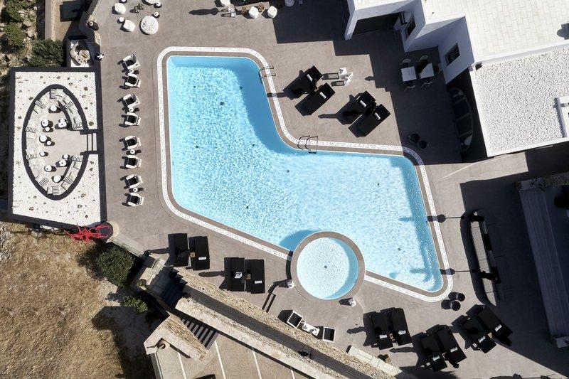 Poseidon Hotel-Aerial Photo<br/>Image from Leonardo