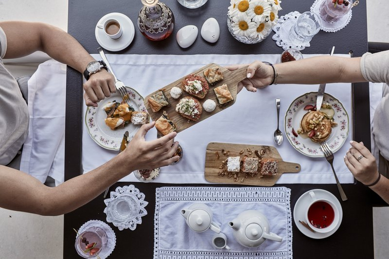 Poseidon Hotel-Breakfast<br/>Image from Leonardo