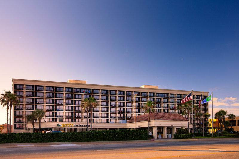 Holiday Inn Resort Galveston-On The Beach-Hotel Exterior<br/>Image from Leonardo