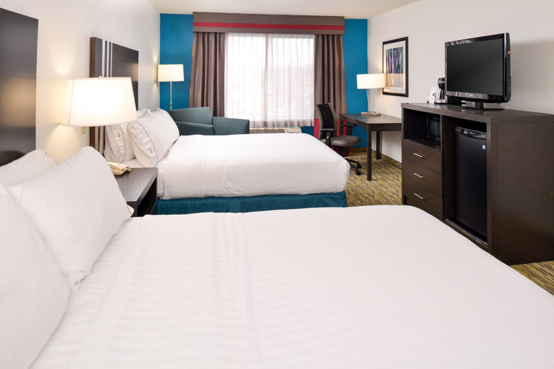 Holiday Inn Express & Suites Omaha West-Two Queen Bed Standard <br/>Image from Leonardo